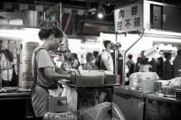 LEICA M(Typ262) + VOIGTLANDER NOKTON vintage line 50mm f1.5 Aspherical VM Nanjichang Night Market , Taipei , Taiwan - 2018/10/20