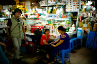 LEICA M(Typ262) + VOIGTLANDER ULTRON Vintage Line 35mm F2 Aspherical Ho Chi Minh City , Vietnam - 2020/02/15