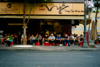 LEICA M(Typ262) + LEICA ELMAR 50mm f2.8 Ho Chi Minh City , Vietnam - 2020/02/16